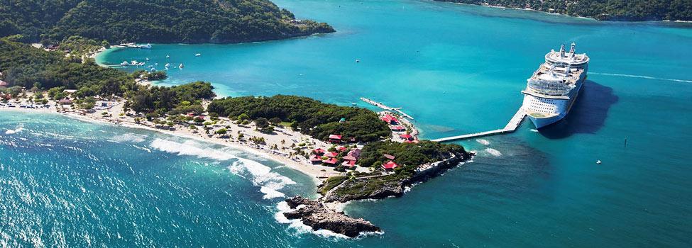 Krydstogter i Caribien