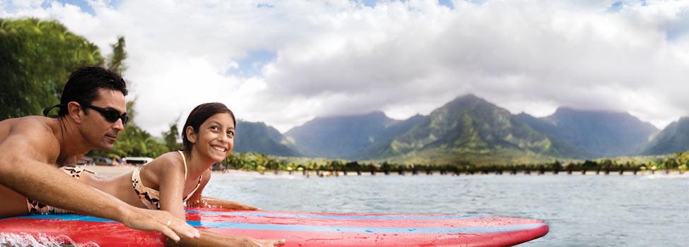 Krydstogter i Hawaii