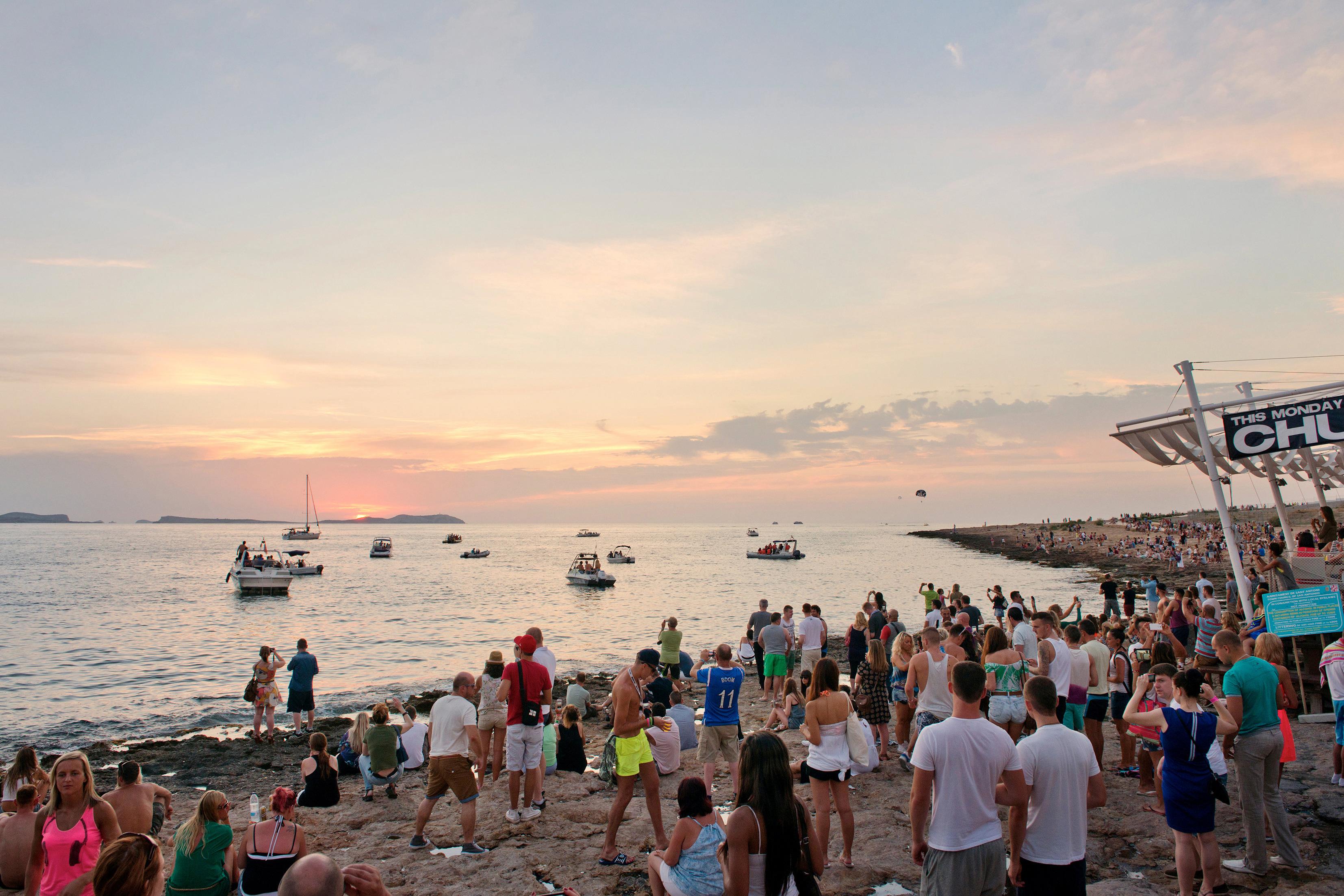 Billeder fra Ibiza   Spies