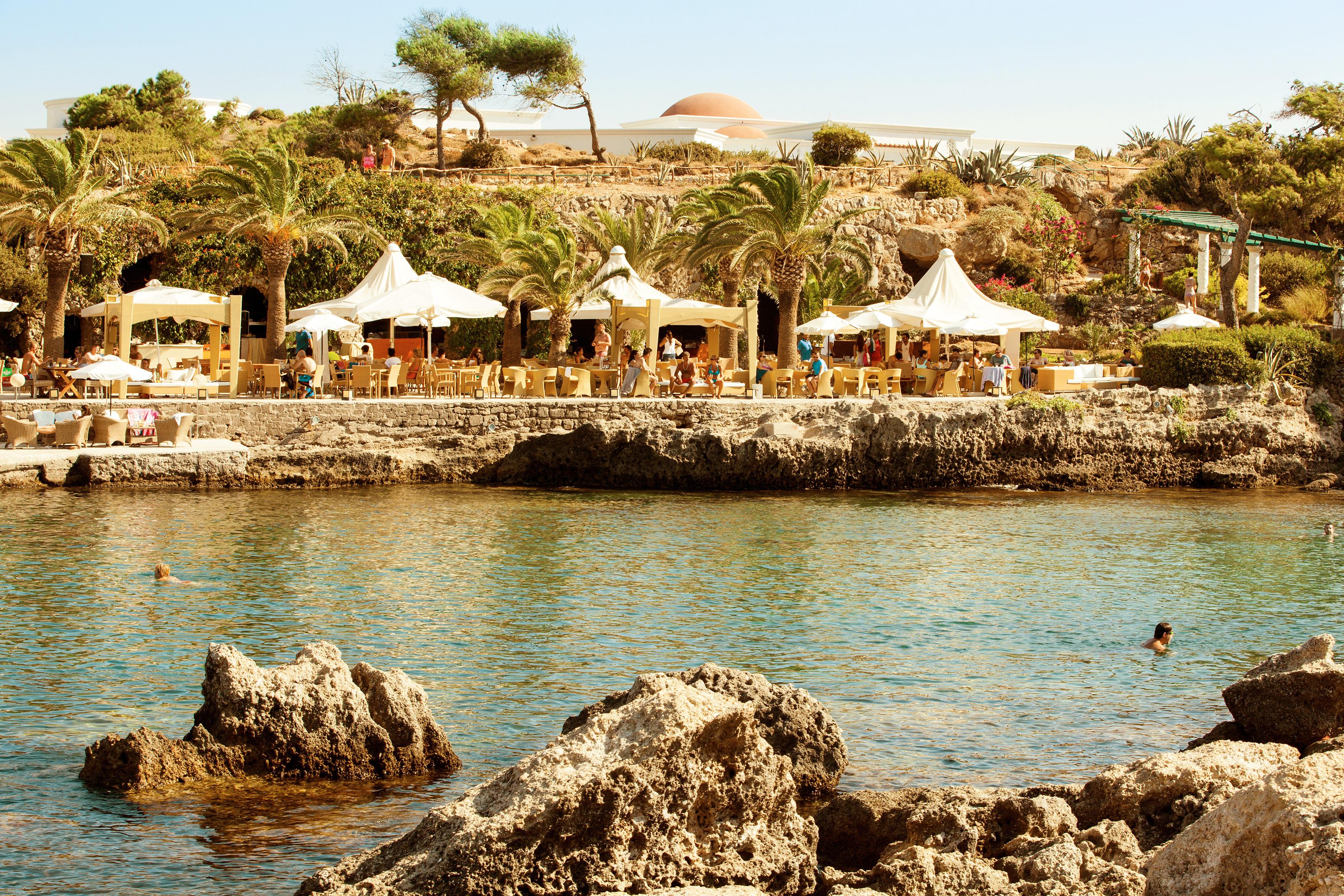 billige rejser til rhodos i august