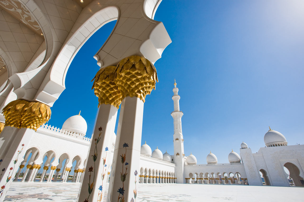 Krydstogt i Forenede Arabiske Emirater, 7 nætter - Abu Dhabi