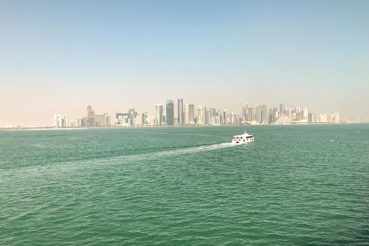 Krydstogt i Forenede Arabiske Emirater, 7 nætter - Doha