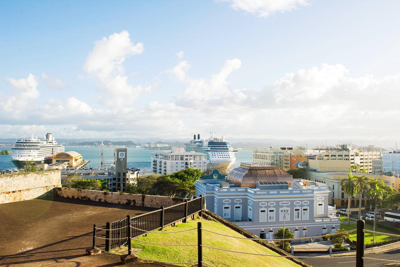 Krydstogt i det østlige Caribien, 7 nætter - San Juan, Puerto Rico