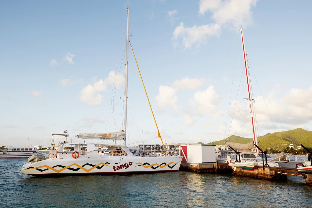 Krydstogt i det østlige Caribien, 7 nætter - St Martin/St. Maarten