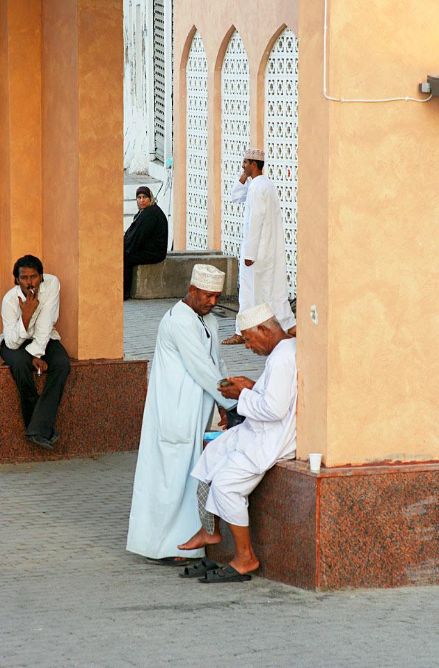 Krydstogt i Forenede Arabiske Emirater, 7 nætter - Oman