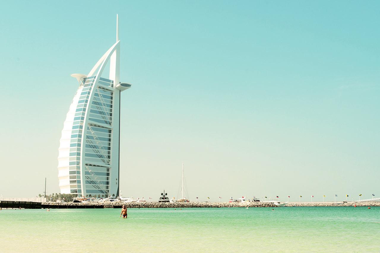 Krydstogt i Forenede Arabiske Emirater, 7 nætter - Dubai