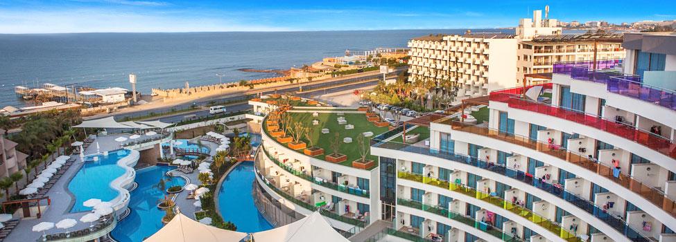 Long Beach Harmony, Alanya, Antalya-området, Tyrkiet