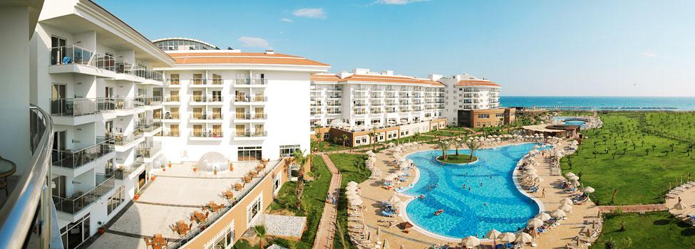 SunConnect Sea World Resort & Spa, Side, Antalya-området, Tyrkiet