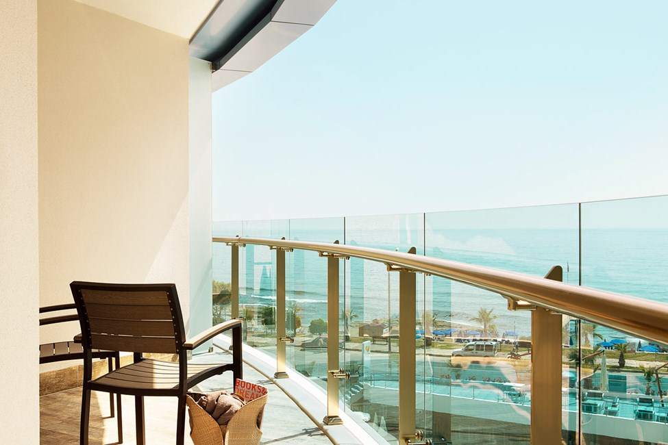 Classic Room med balkon og havudsigt