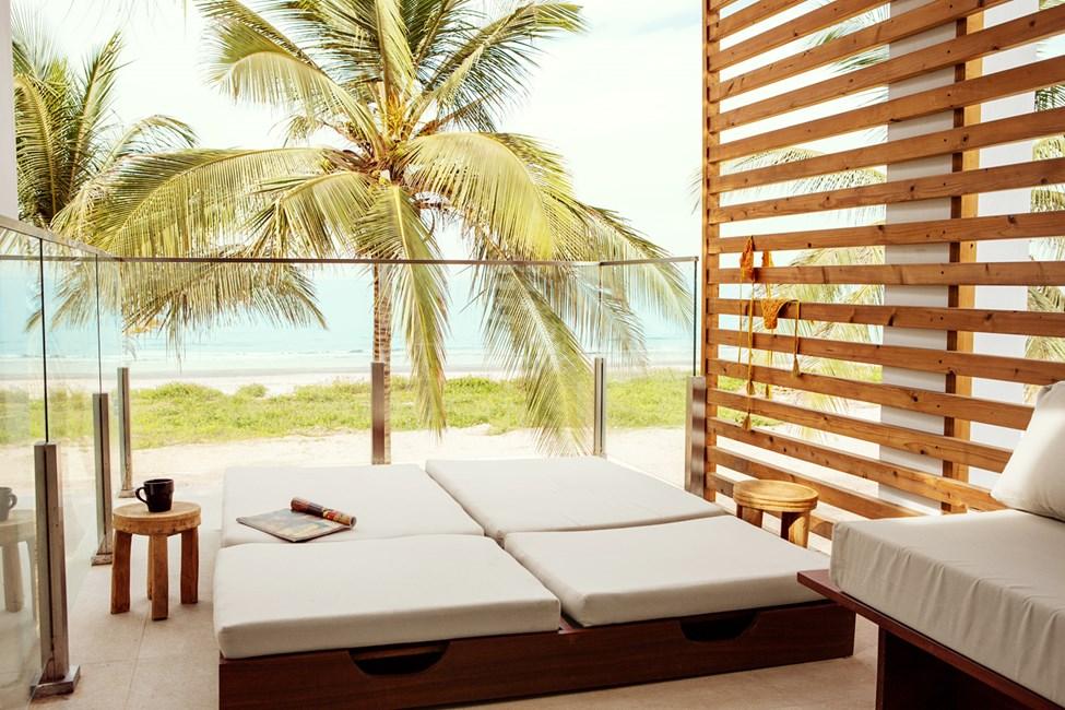 1-værelses Classic Suite med balkon mod havet