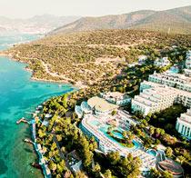 Børnevenlige hotel Bodrum Holiday Resort & Spa.