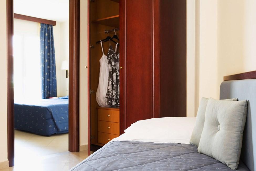 3-værelses lejlighed med opholdsstue og to soveværelser
