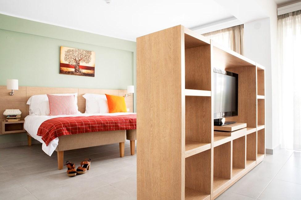 Stor 1-værelses Classic Suite med kombineret opholdsstue og soveværelse