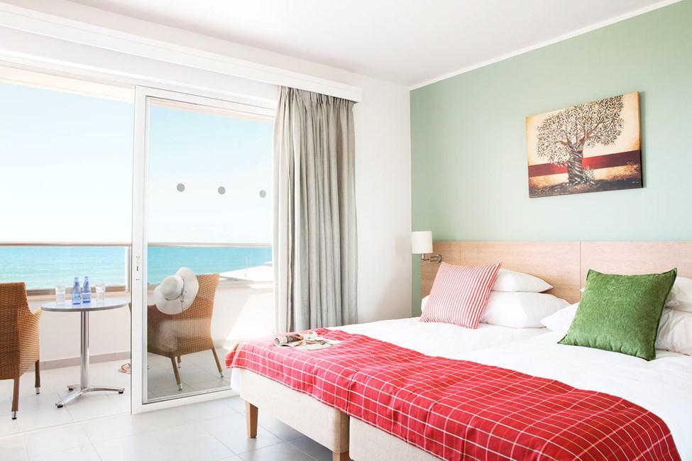 Classic Room med balkon mod havet