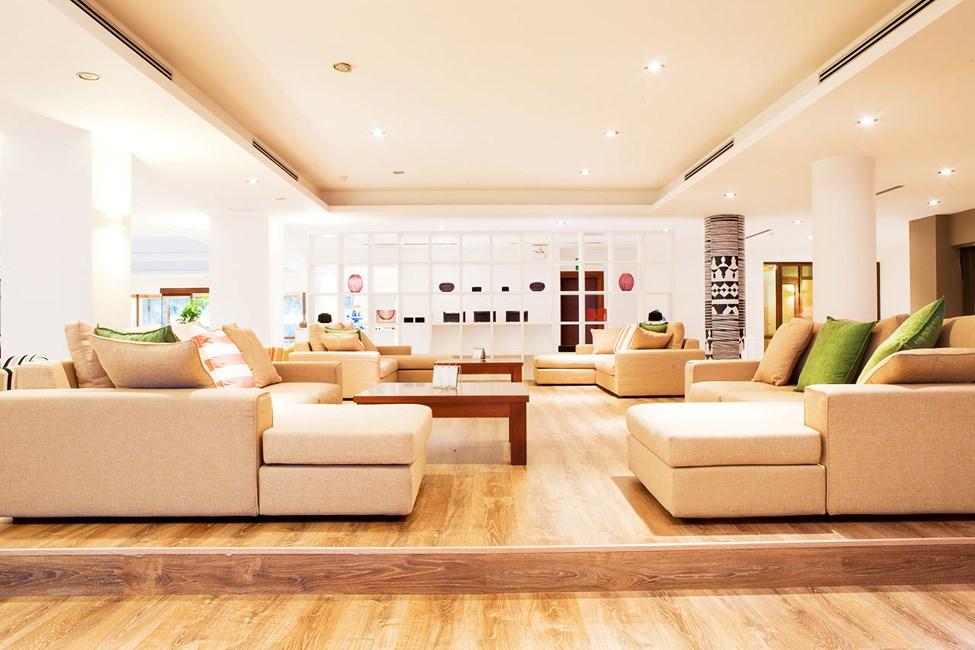 Slap af i fred og ro i Prime Lounge