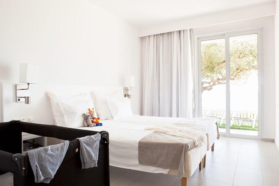 2-værelses Happy Baby-lejlighed i Pallas Athina