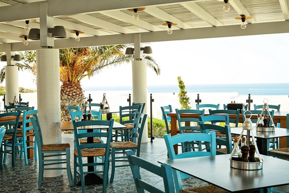 Iakovo's Kitchen & Grill serverer græske og internationale retter