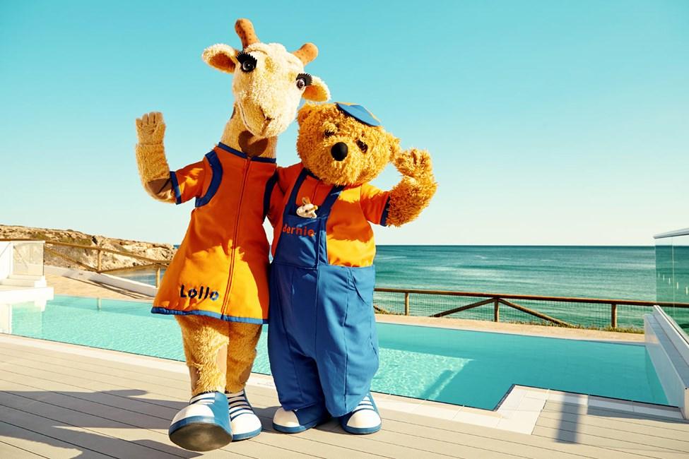 Rejs til solen i Grækenland og mød Lollo & Bernie