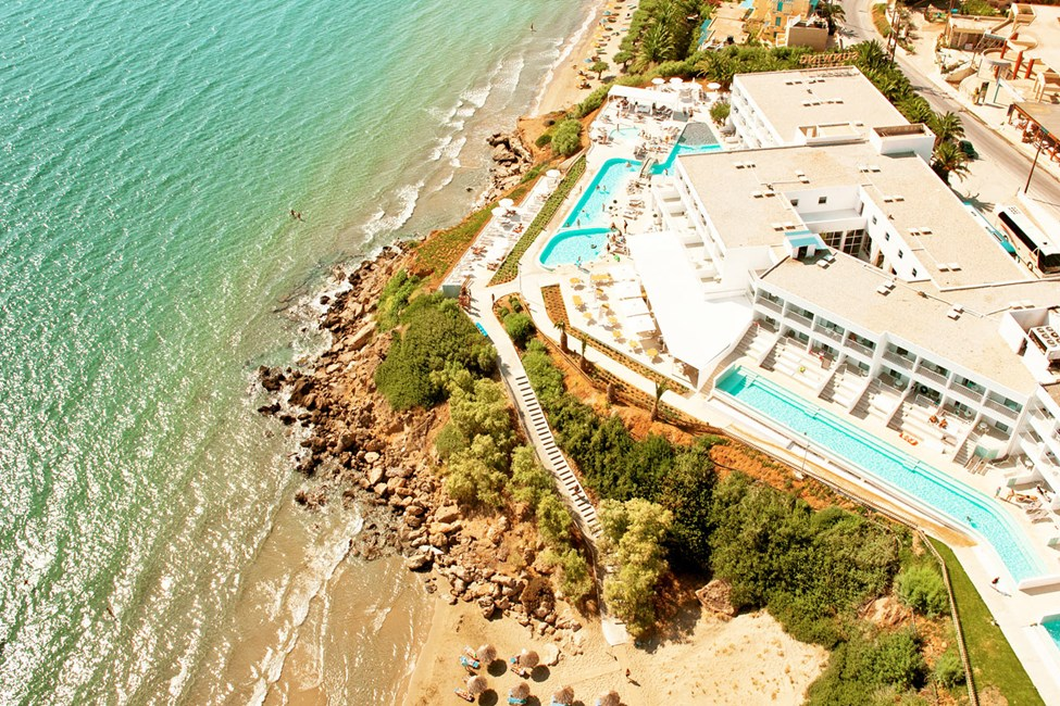 Ocean Beach Club har en fantastisk beliggenhed