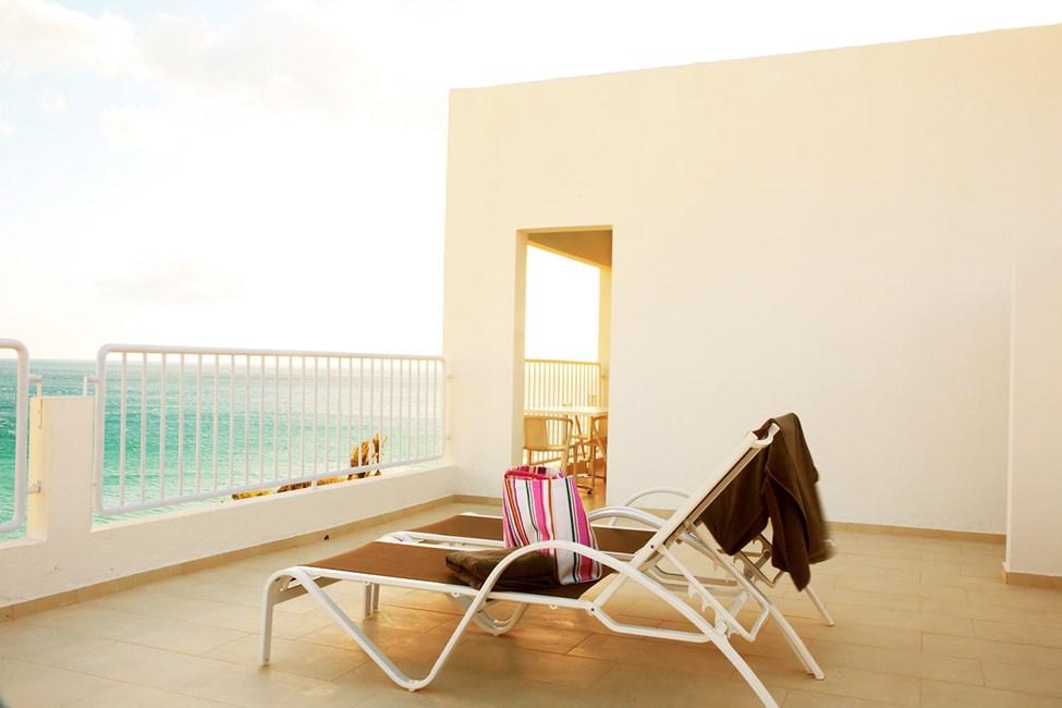 3-værelses Generous Suite med stor balkon