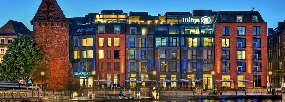 Hilton Gdansk, Gdansk, Polen