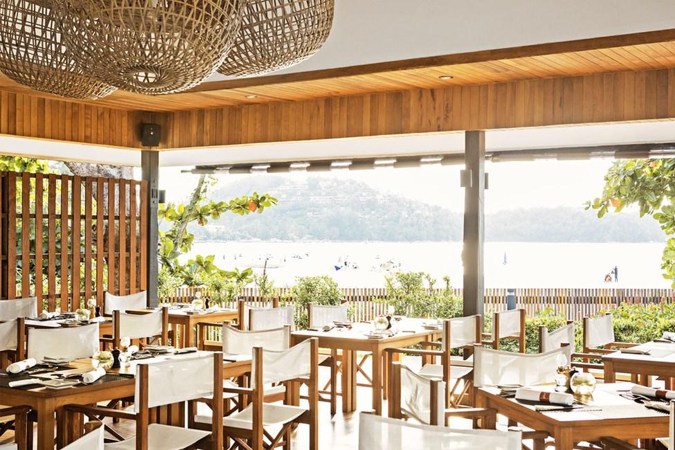 Nyd de veltilberedte måltider i Fino Restaurant & Grill