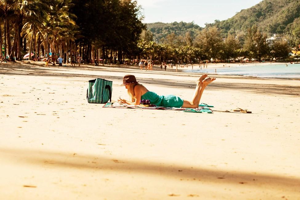 Der er 0-250 meter til Kamala Beach fra hotellets lejligheder
