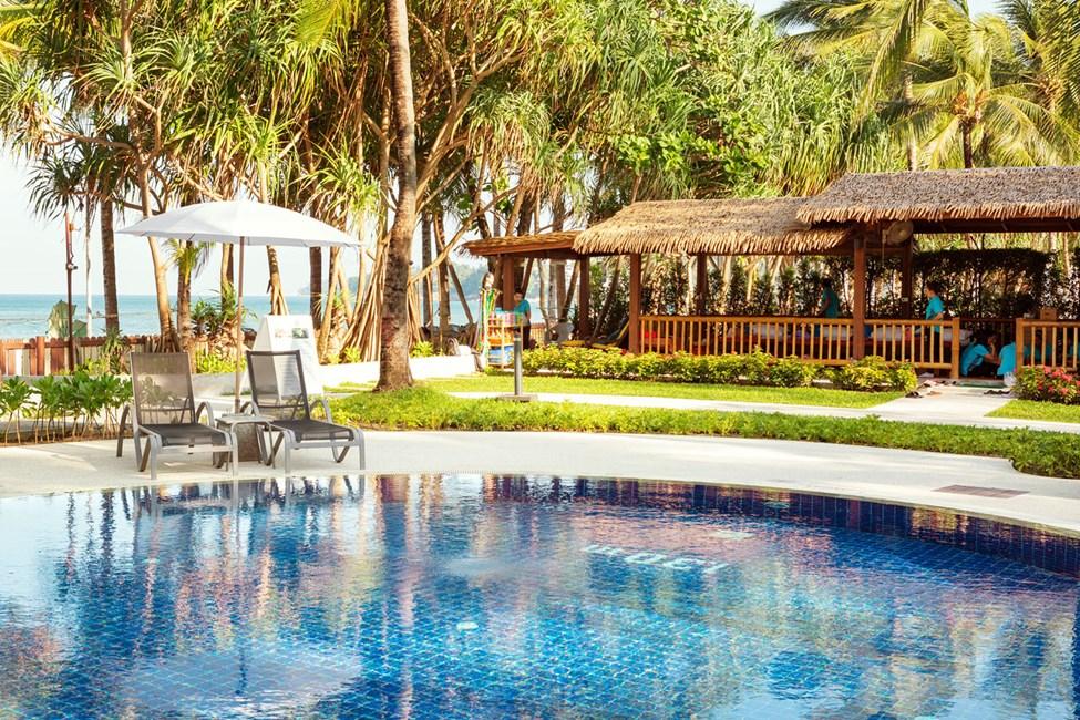 På Sunwing Kamala Beach har du ikke langt til hverken pool eller strand