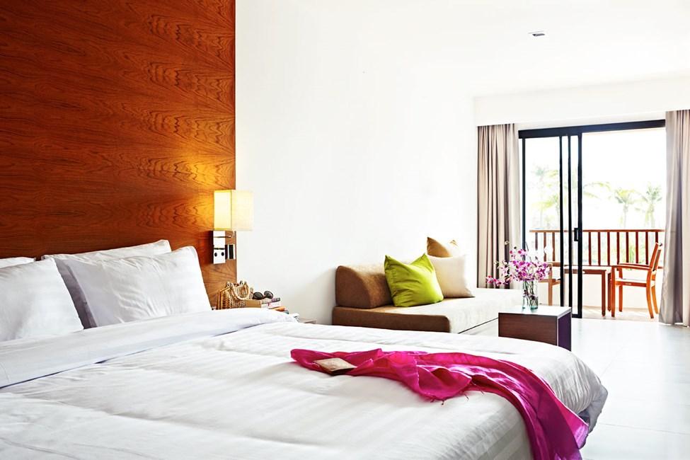 Classic Suiter har kombineret soveværelse og opholdsstue