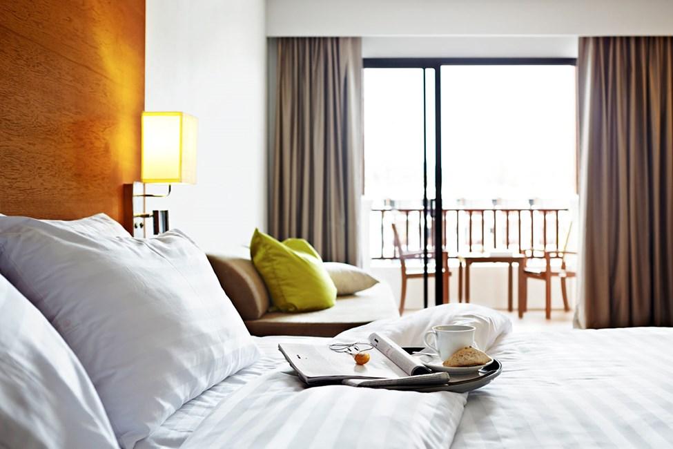 Alle Classic Suiter har balkon eller terrasse
