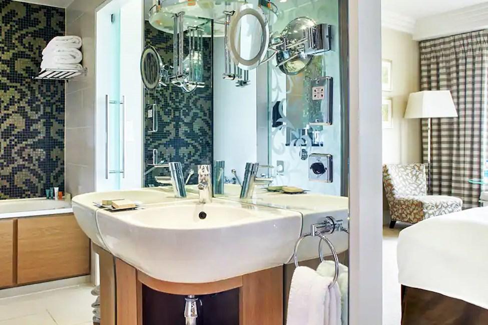 Eksempel på badeværelse