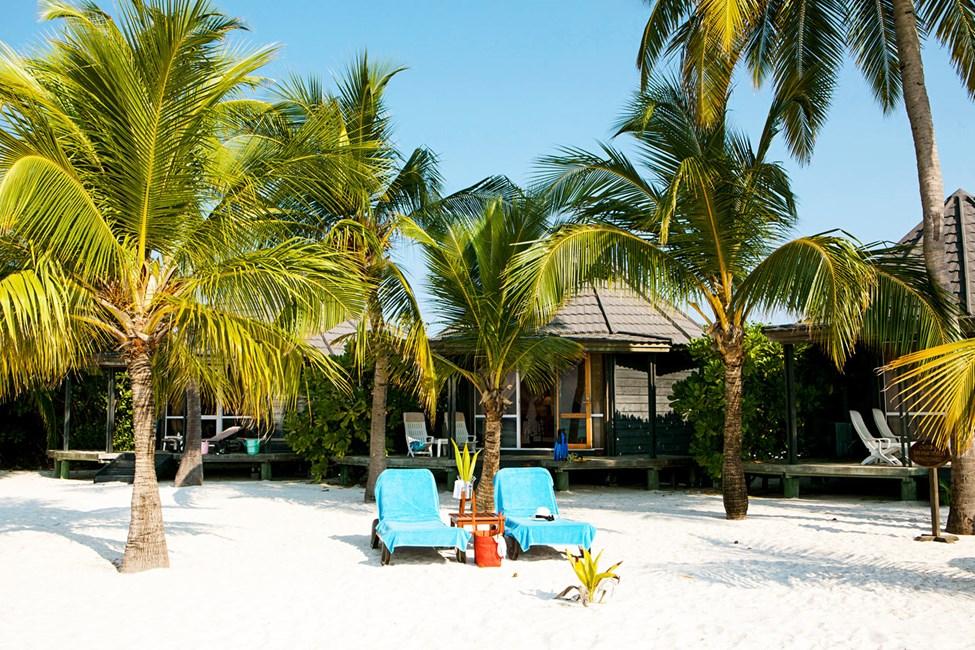 Beach Villa og Jacuzzi Beach Villa