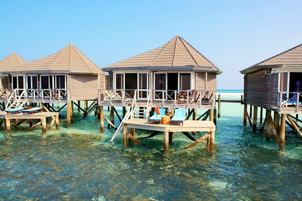Sangu Water Villa
