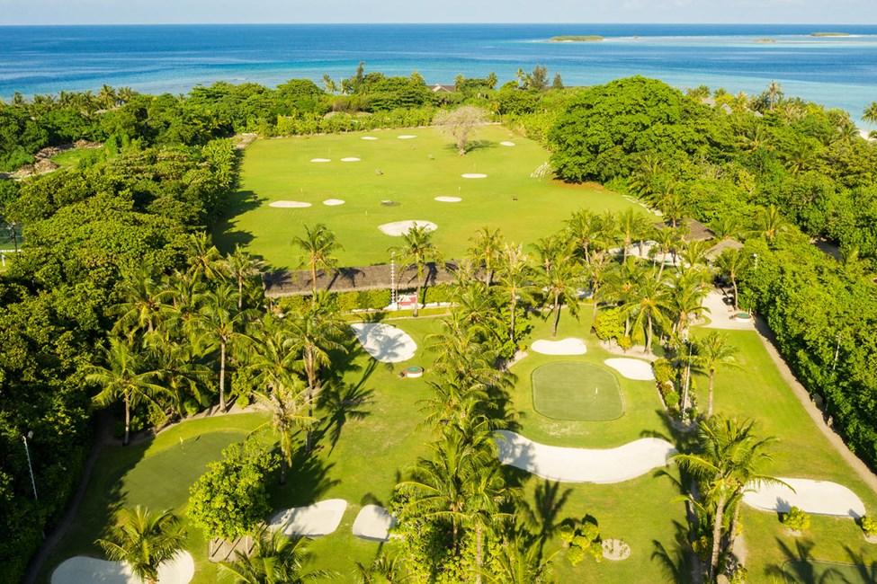 Hotellets golfbane