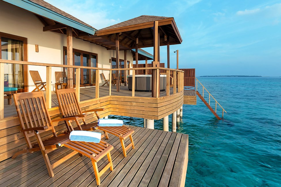Water Villa Suite