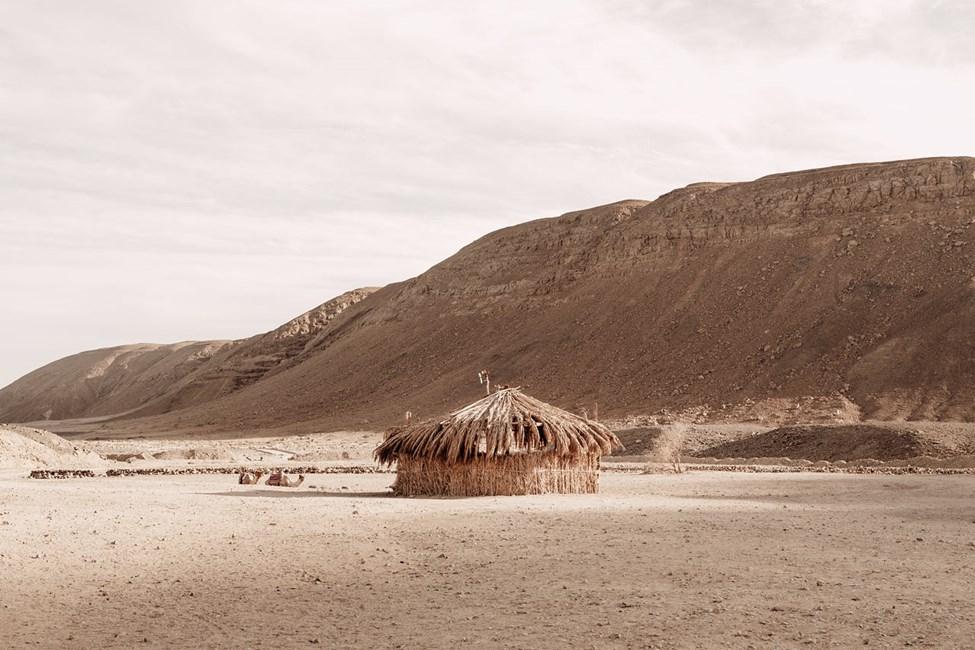 Ørkensafari med jeep