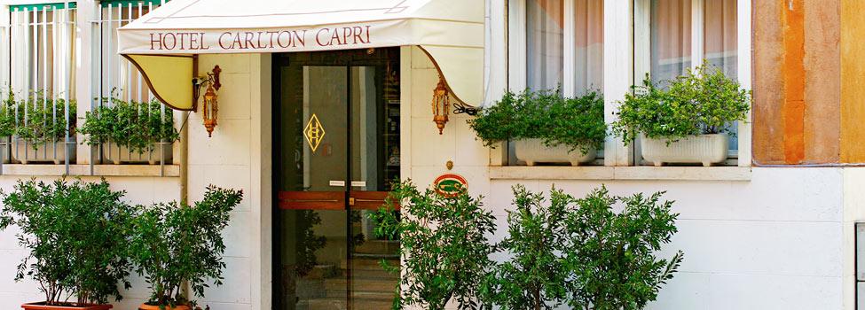 Hotel Capri Carlton, Venedig, Italien