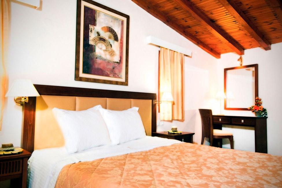 1-værelses lejlighed med queensize-dobbeltseng