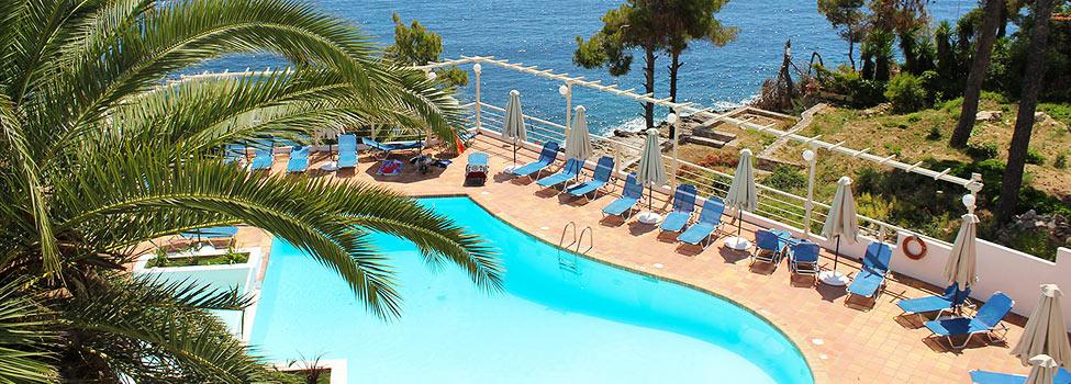 Paradise Hotel, Alonissos, Grækenland