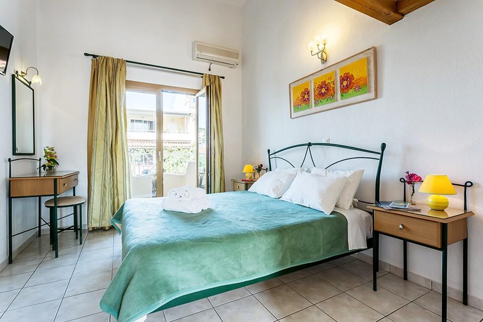 1-værelses lejlighed med hems