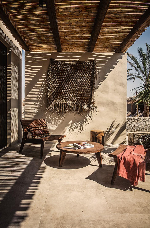 Dobbeltværelse med balkon eller terrasse