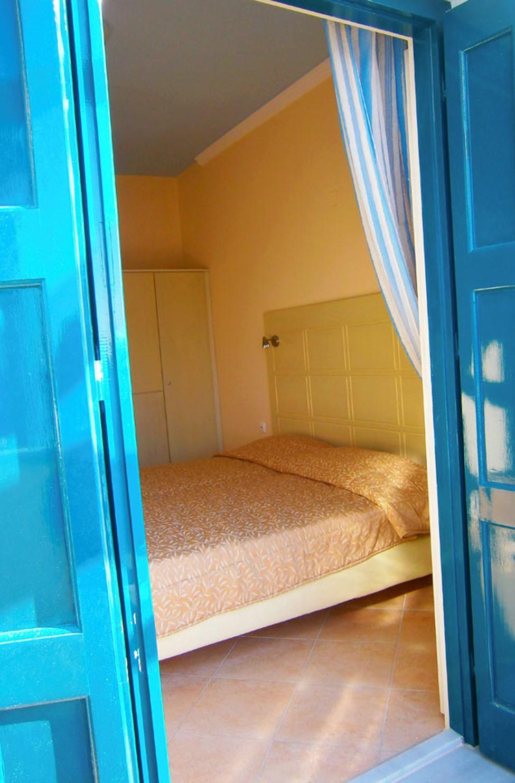 2-værelses lejlighed med havudsigt