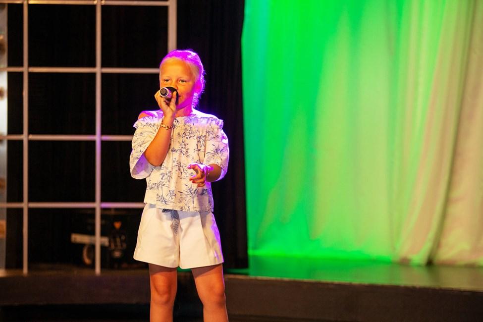 Meld dig til Teen Idol og vær stjerne for en aften