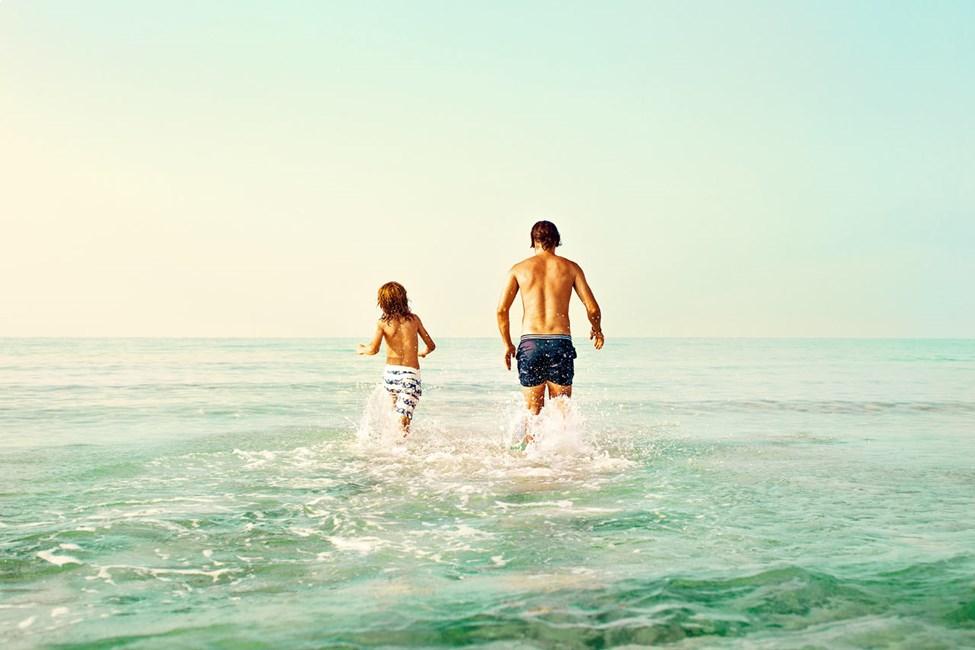 Nissi Beach og Sandy Bay Beach ligger kun et par hundrede meter fra Ocean Beach Club