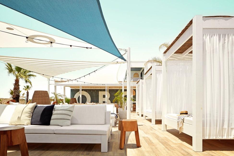 Hotellets Beach Club