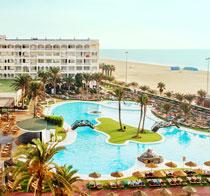 Børnevenlige hotel Evenia Zoraida Resort.