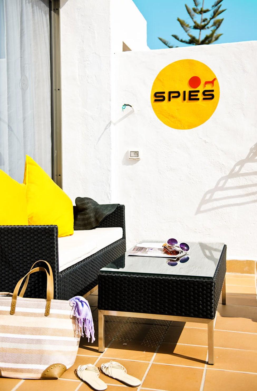 1-værelses Simon Spies-suite - type A