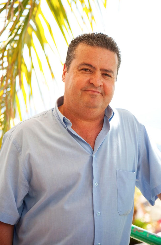 Receptionschefen José