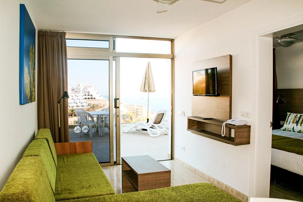 2-værelses lejlighed Club Room - type D