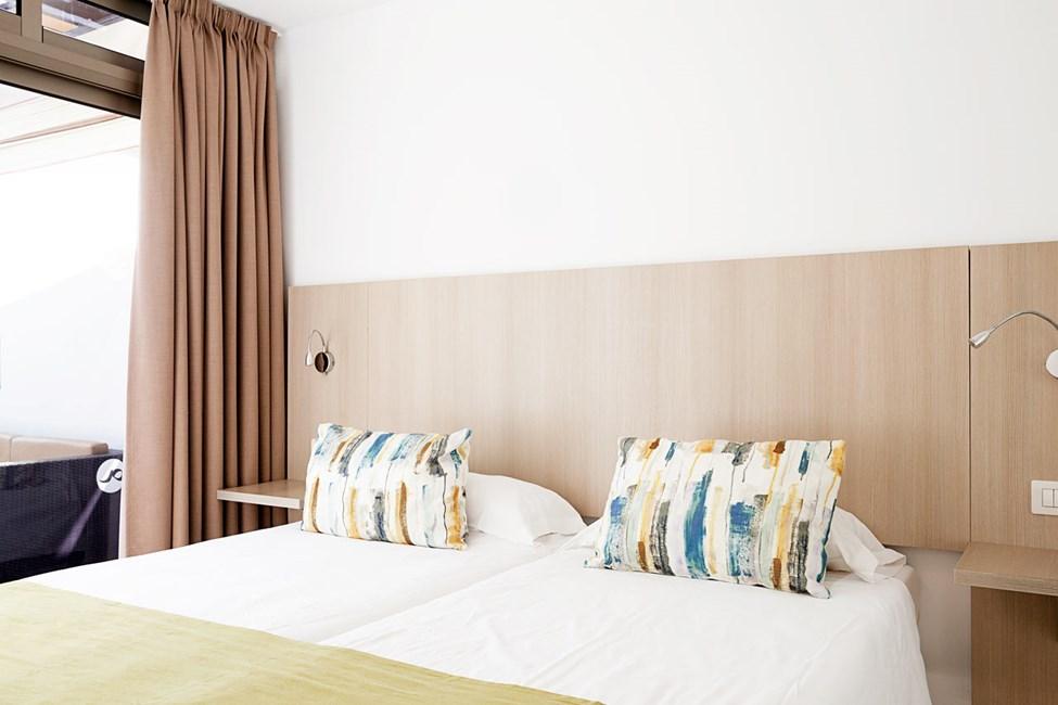 2-værelses Club Room med direkte pooladgang - type D